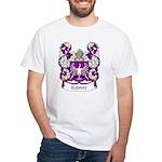 Esteves Family Crest White T-Shirt