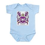 Esteves Family Crest Infant Creeper