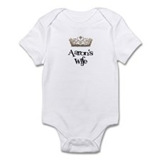 Aaron's Wife Infant Bodysuit