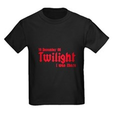 Twilight I was there UK T