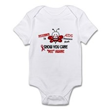 AIDS Awareness Month 4.1 Infant Bodysuit