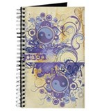 Purple Peace Chakra Journal