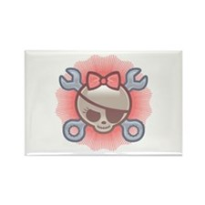 Molly Goodwench Rectangle Magnet (100 pack)
