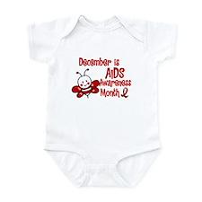 AIDS Awareness Month 4.3 Infant Bodysuit
