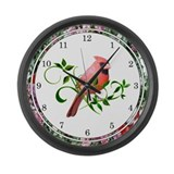 Cardinal Large Wall Clock