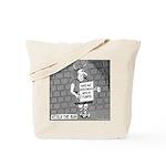 Attila The Bum Tote Bag