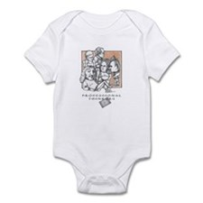 Philosophers Infant Bodysuit