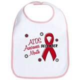 AIDS Awareness Month 1.1 Bib