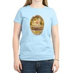 L.A. D.A. Investigator Women's Light T-Shirt