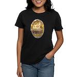 L.A. D.A. Investigator Women's Dark T-Shirt