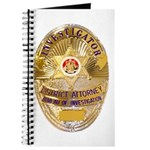 L.A. D.A. Investigator Journal