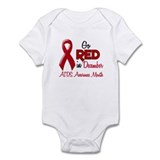 AIDS Awareness Month 1.2 Onesie
