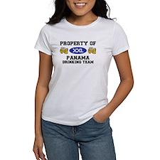Property of Panama Drinking Team Tee