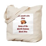 Mrs.Lovett's Pies Tote Bag