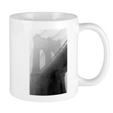 BROOKLYN BRIDGE -Fog Mug