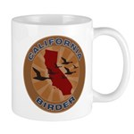 California Birder Mug