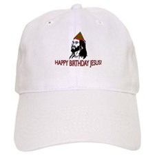 Jesus Birthday Baseball Cap