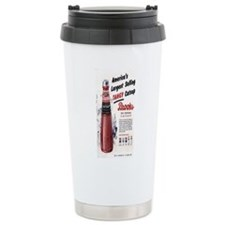 Ceramic Brooks Catsup Travel Mug