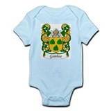 Gamboa Family Crest Infant Creeper