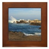 Pacific Grove, California Framed Tile