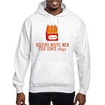 Beer Helping Men Fish Hooded Sweatshirt