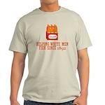 Beer Helping Men Fish Light T-Shirt