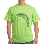 Catfish Green T-Shirt