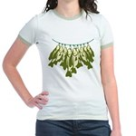 Caught Crappies Jr. Ringer T-Shirt