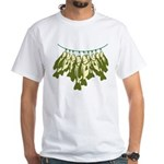 Caught Crappies White T-Shirt
