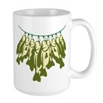Caught Crappies Large Mug