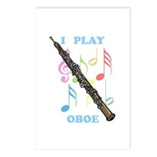 I Play Oboe Postcards (Package of 8)