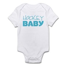 Hockey Baby (Blue) Infant Bodysuit