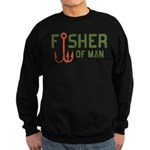 Fisher Of Man Sweatshirt (dark)