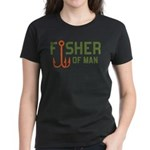 Fisher Of Man Women's Dark T-Shirt