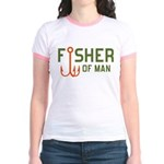 Fisher Of Man Jr. Ringer T-Shirt