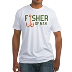 Fisher Of Man Fitted T-Shirt