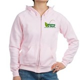 Fishing &amp; Beer Zip Hoody