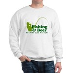 Fishing & Beer Sweatshirt