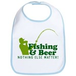 Fishing & Beer Bib