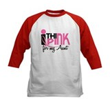 I Think Pink For My Aunt 1 Tee