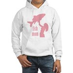 Fish Mom Hooded Sweatshirt
