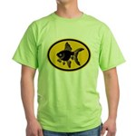 Goldfish Green T-Shirt
