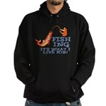 Fishing - What I Live For Hoodie (dark)