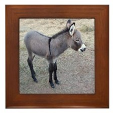 burro 2 Framed Tile