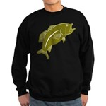Largemouth Bass Sweatshirt (dark)