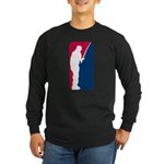 Major League Fishing Long Sleeve Dark T-Shirt