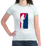 Major League Fishing Jr. Ringer T-Shirt