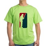 Major League Fishing Green T-Shirt