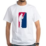 Major League Fishing White T-Shirt