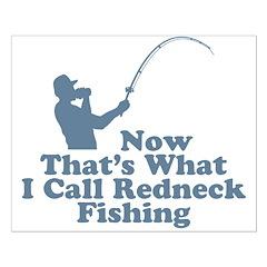 Redneck Fishing Posters